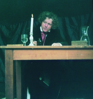 Beethoven at desk .356